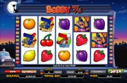 Caça-níqueis online grátis Bobby 7s
