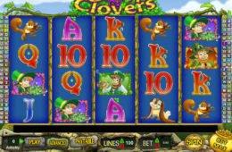 Jogo de cassino grátis Cash N' Clovers