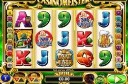 Caça-níqueis Casinomeisterpara diversão
