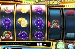 Caça-níqueis de cassino online Crazy Jackpot 60.000