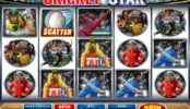 Caça-níqueis online grátis Cricket Star