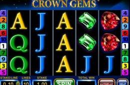 Giros de jogo caça-níqueis de cassino Crown Gems