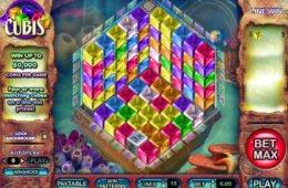 Jogue o jogo caça-níqueis online Cubis