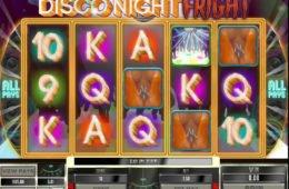 Jogue o caça-níqueis online grátis Disco Night Fright