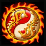 Dragon Lines - símbolo disperso