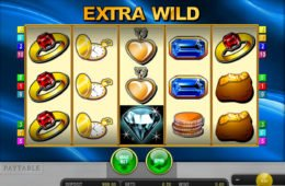 Caça-níqueis online Extra Wild