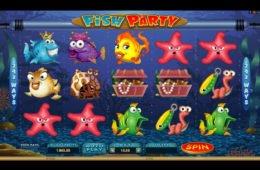 Jogue o caça-níqueis de cassino grátis Fish Party