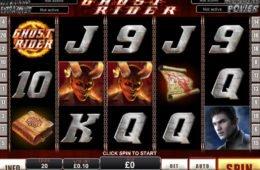 Jogue o caça-níqueis de cassino online Ghost Rider
