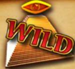 Símbolo curinga do caça-níqueis online Illuminati