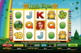 Jogue o caça-níqueis grátis online Irish Eyes