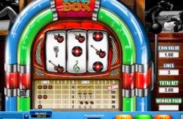 Caça-níqueis Jukebox 10.000 de entretenimento