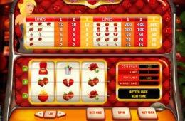 Jogue o caça-níqueis grátis online Love Machine