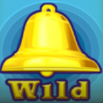 Símbolo curinga do caça-níqueis online Lucky Bells