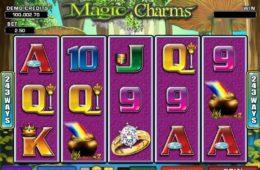 Caça-níqueis grátis online Magic Charms