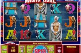 Jogo caça-níqueis de cassino online Nacho Libre sem download