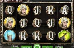 Jogue o caça-níqueis de cassino online grátis Steam Tower