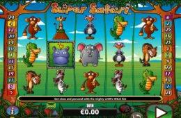 Caça-níqueis online Super Safari