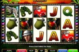Jogo caça-níqueis The Jungle II