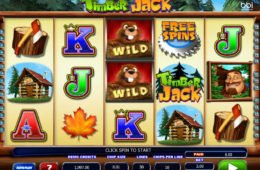 Jogo caça-níqueis online grátis Timber Jack