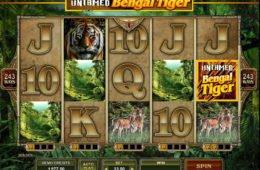 Jogo caça-níqueis online Untamed Bengal Tiger
