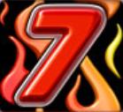 Símbolo curinga do jogo caça-níqueis Wild 7