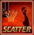 Símbolo disperso  - Basketball da Novomatic
