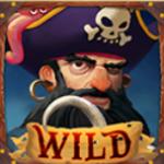 Símbolo curinga do caça-níqueis online grátis Exploding Pirates