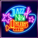 Jogue o caça-níqueis Jazz of New Orleans com símbolo curinga