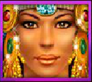 Princess of the Amazon - símbolo curinga