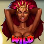 Símbolo curinga do caça-níqueis online Safari Samba