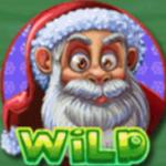 Símbolo curinga do Santa's Wild Helpers caça-níqueis online grátis