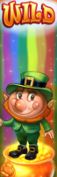 Wild symbol from online free slot Slots O'Gold