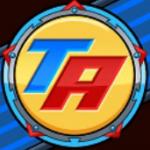 Símbolo especial do caça-níqueis online grátis Team Action