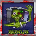 Símbolo bônus  - Zombie Slot Mania
