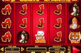 Jogue o jogo de cassino 8 Lucky Charms