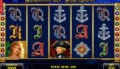Caça-níqueis grátis Admiral Nelson sem depósito