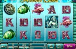 Caça-níqueis Atlantis Queen online