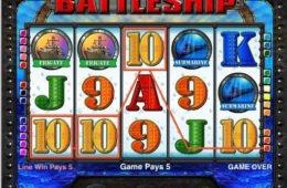 Caça-níqueis online grátis Battleships