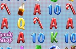 Caça-níqueis online Candy Swap da Nektan