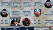 Gire o caça-níqueis online grátis Captain America