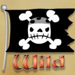 Símbolo curinga do caça-níqueis online grátis Captain Jackpot's Cash Ahoy
