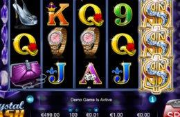 Caça-níqueis online grátis Crystal Cash