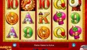 Jogue o jogo de cassino online grátis Dragon Lines