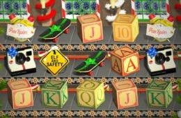 Caça-níques online grátis Elf and Safety