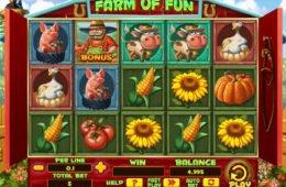 Caça-níqueis de cassino grátis Farm of Fun