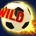 Símbolo curinga do caça-níqueis online grátis Football Fans