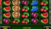 Jogue o caça-níqueis online Fortuna's Fruits da Amatic
