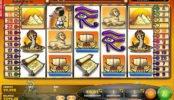 Jogo de cassino grátis Fortunes of Egypt sem depósito