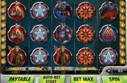 Gire o caça-níquel online grátis Gods of Slots