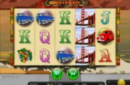 Jogo caça-níqueis sem depósito Golden Gate